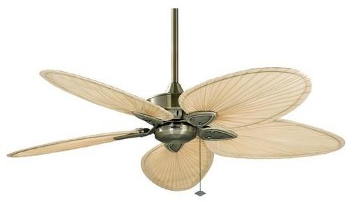Fanimation Fp7500 Windpointe 52 5 Blade Ceiling Fan - Blades Included.