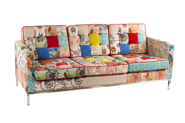 Eclectic Sofas By Control Brand