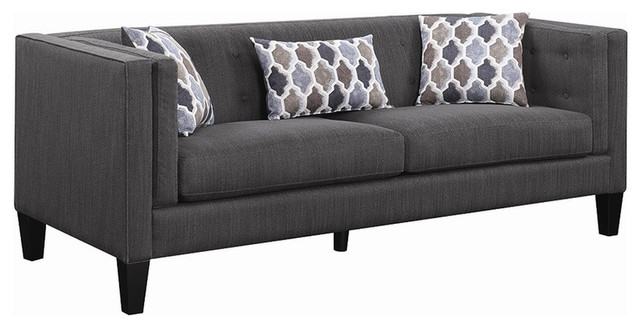 Strange Emma Mason Signature Kennetwoods Sofa In Dusty Blue Gmtry Best Dining Table And Chair Ideas Images Gmtryco