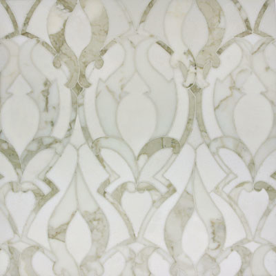 Artistic Tile Chateau Collection Mosaic