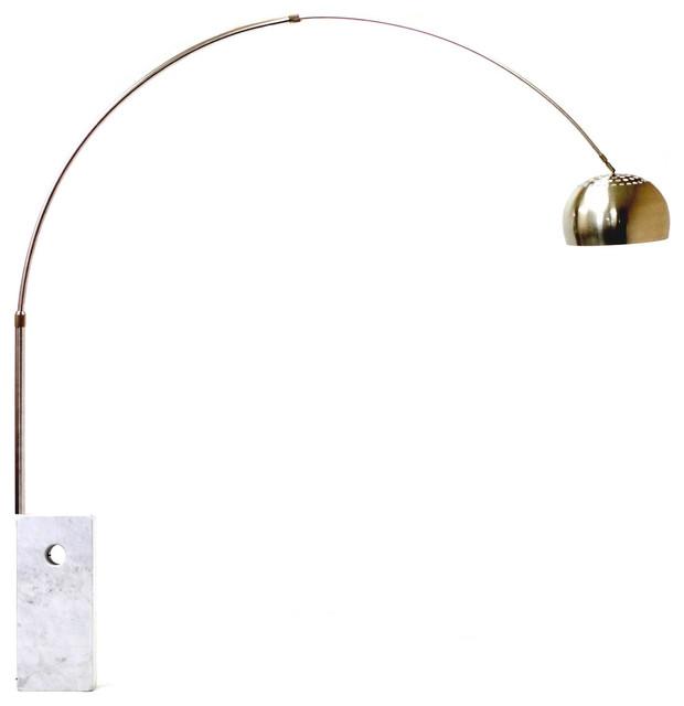 shop houzz modway international arc floor lamp floor lamps. Black Bedroom Furniture Sets. Home Design Ideas