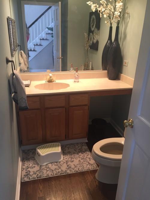 Vanity size bathroom layout help - Bathroom design help ...