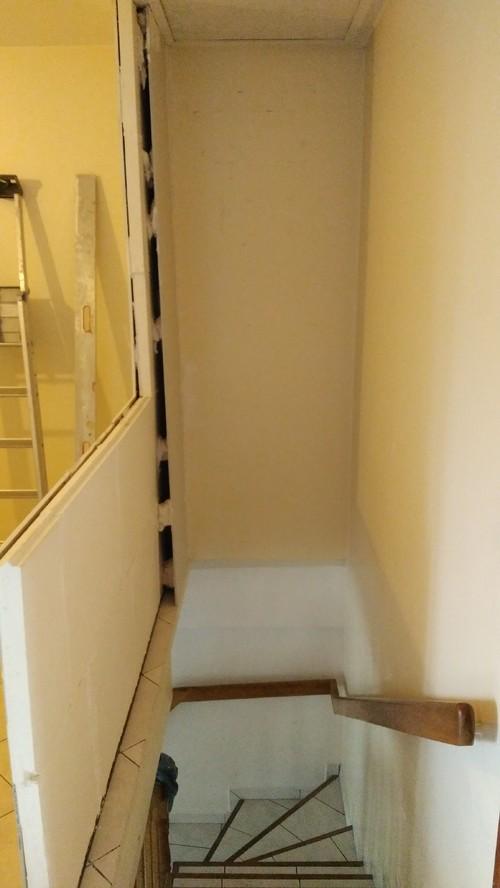 Eclairage Et Décoration D'Une Cage D'Escalier