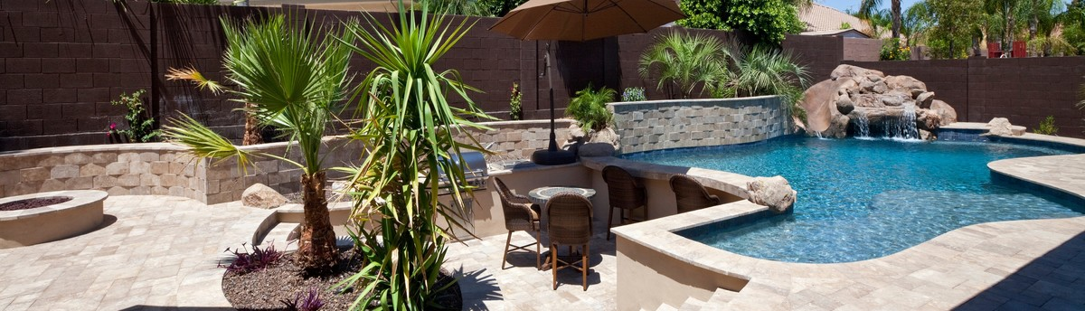 Blooming Desert Pools And Landscapes Mesa Az Us 85203