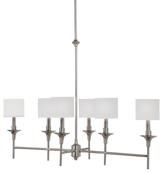 Seagull Lighting 66953en 962 Stirling Pendant Brushed Nickel