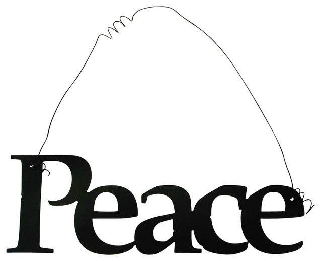 Peace\