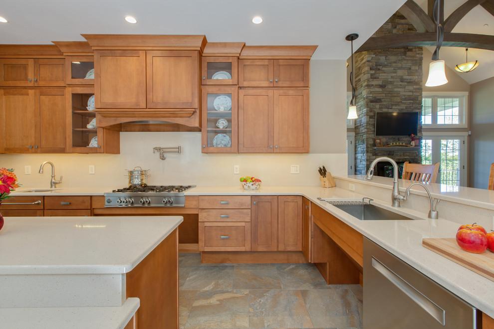 Ada Kitchen Design Transitional Other By Norfolk Kitchen Bath