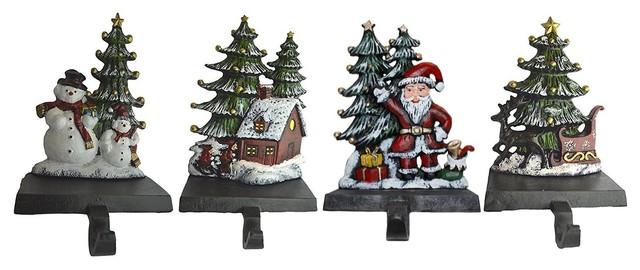 Christmas Tree Logo hangers Christmas Décor Blacksmith Iron traditional hook