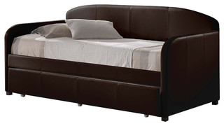 Springfield Daybed With Trundle, Brown