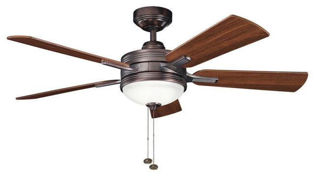 Kichler 3 Light Fan