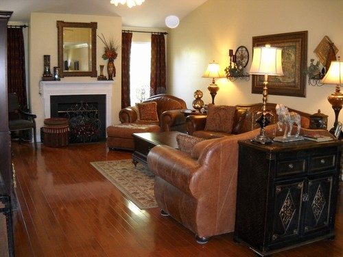 Old World Gone Stale... Want To Update My Old World Style Living Room Part 74