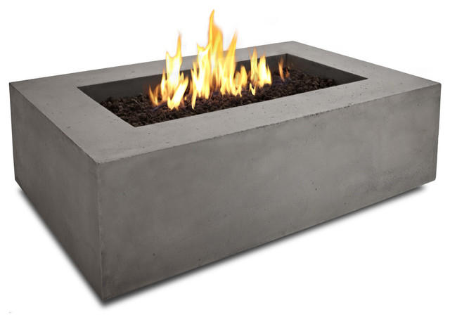 modern fire pits by shop chimney - Fire Tables