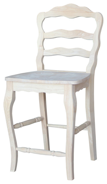 Versailles Counter Height Stool Farmhouse Bar Stools