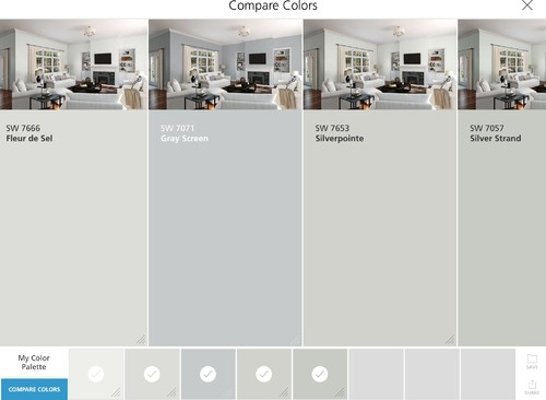 Choosing A Shade Of Gray