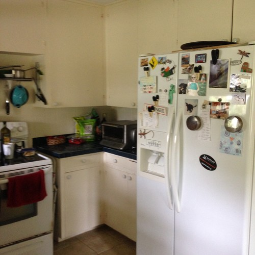 U Shaped Kitchen Open To Dining Room: How To Open Up My Claustrophobic 9x11 U-Shaped Kitchen
