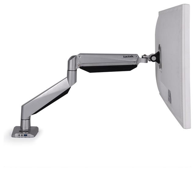 Loctek Spring Monitor Arm Desk Mounts stand Fits 1034 Lcd
