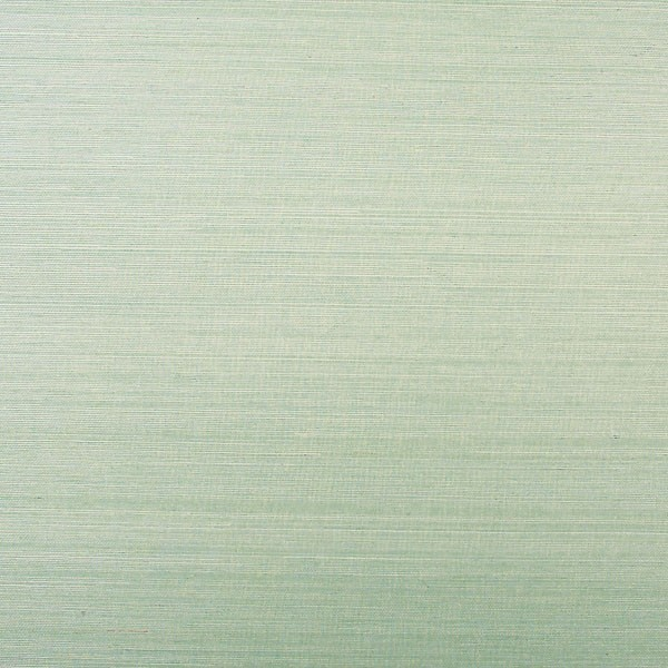 Sisal Baby Blue Gr Cloth Wallpaper Beach Style
