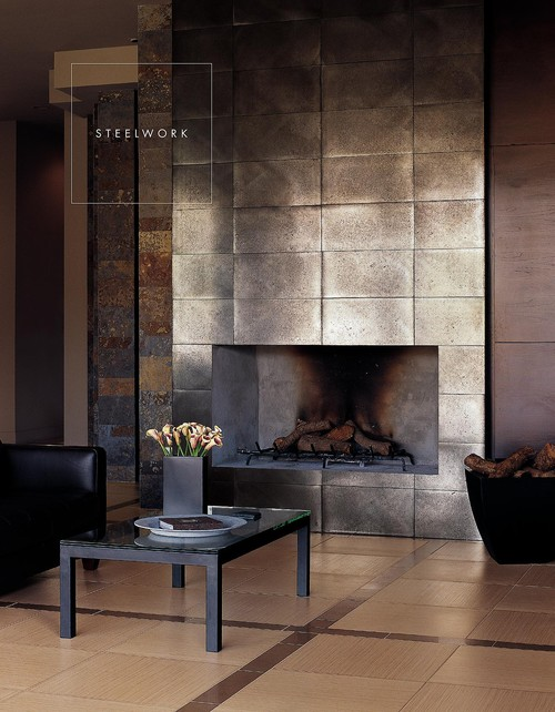 Stone Veneer Fireplace Love Them Hate Them Indifferent