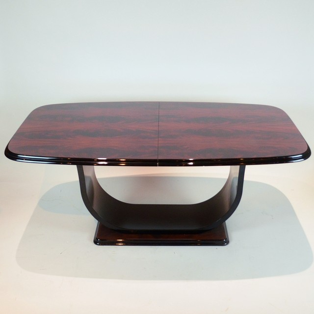 Excelsior Dining Table W/ Leaf