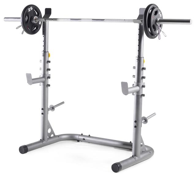 Gold s gym xrs squat rack transitional home gym equipment