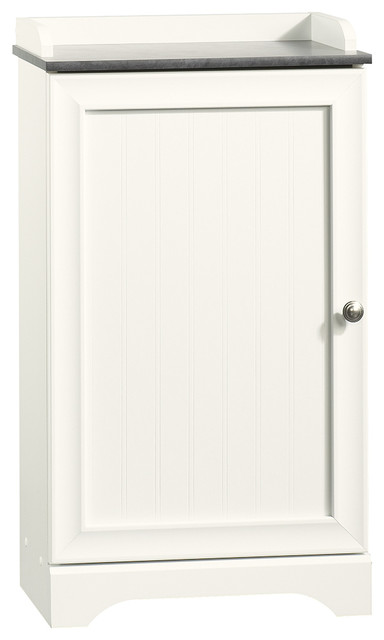 Caraway Floor Cabinet Soft White Slate