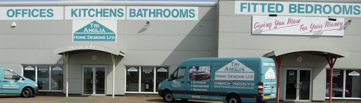 Tri-Anglia Home Designs Ltd - King\'s Lynn, UK PE30 5DD