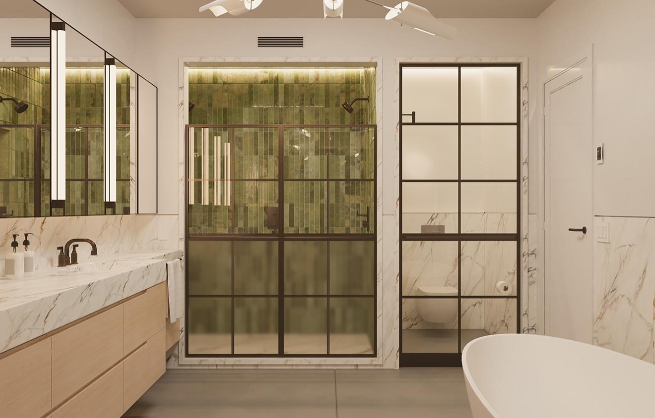 LS bathroom