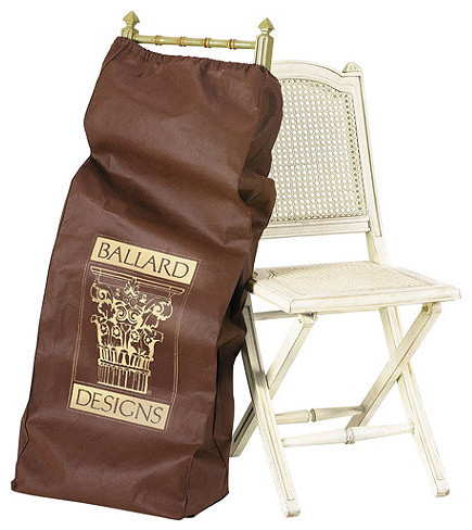 Set Of 4 Folding Chair Storage Bags