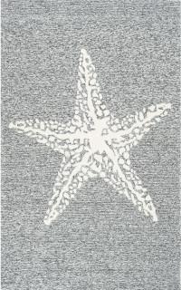 Starfish Home Decor Rustic Dark Blue Whitewashed Decorative Starfish 4.5 Inch Sea Decoration