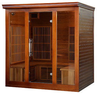 Radiant Sauna 4-5 Person Cedar Elite Premium Sauna