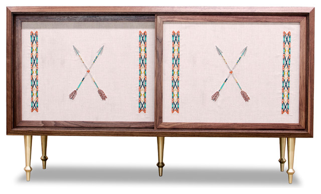 VOLK - Pacific Credenza - View in Your Room! | Houzz