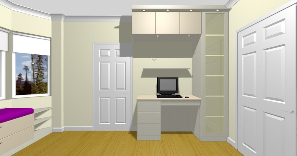 Office CAD plans