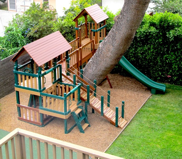 Ultimate Backyard Playground :  Products  Baby & Kids  Backyard Play  Kids Playsets & Swi