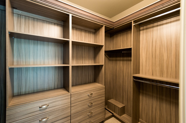 Arbutus - Classic Luxury transitional-closet