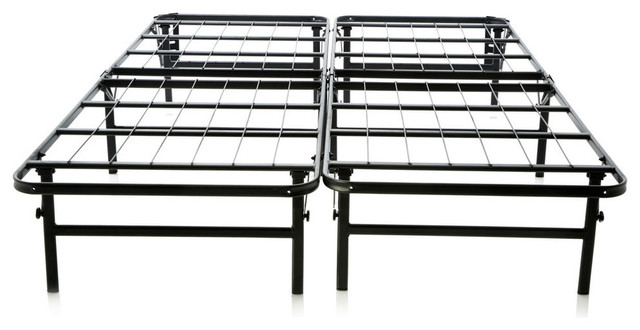 Structures Highrise Foldable Bed Frame 18 Deluxe Height