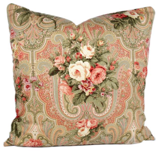 Decorative Victorian Pillows : Studio Design Interiors - The Victorian Pillow, 22x22 & Reviews Houzz