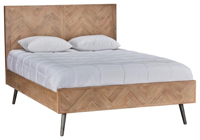 Rowan Bed, Eastern King.