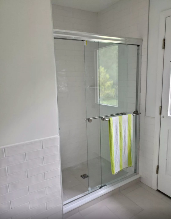 Shower & Bath Tile Projects
