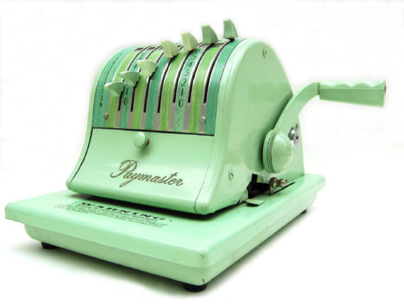 Related image - Friday Flair: Vintage Office Supplies – Living Life Styled