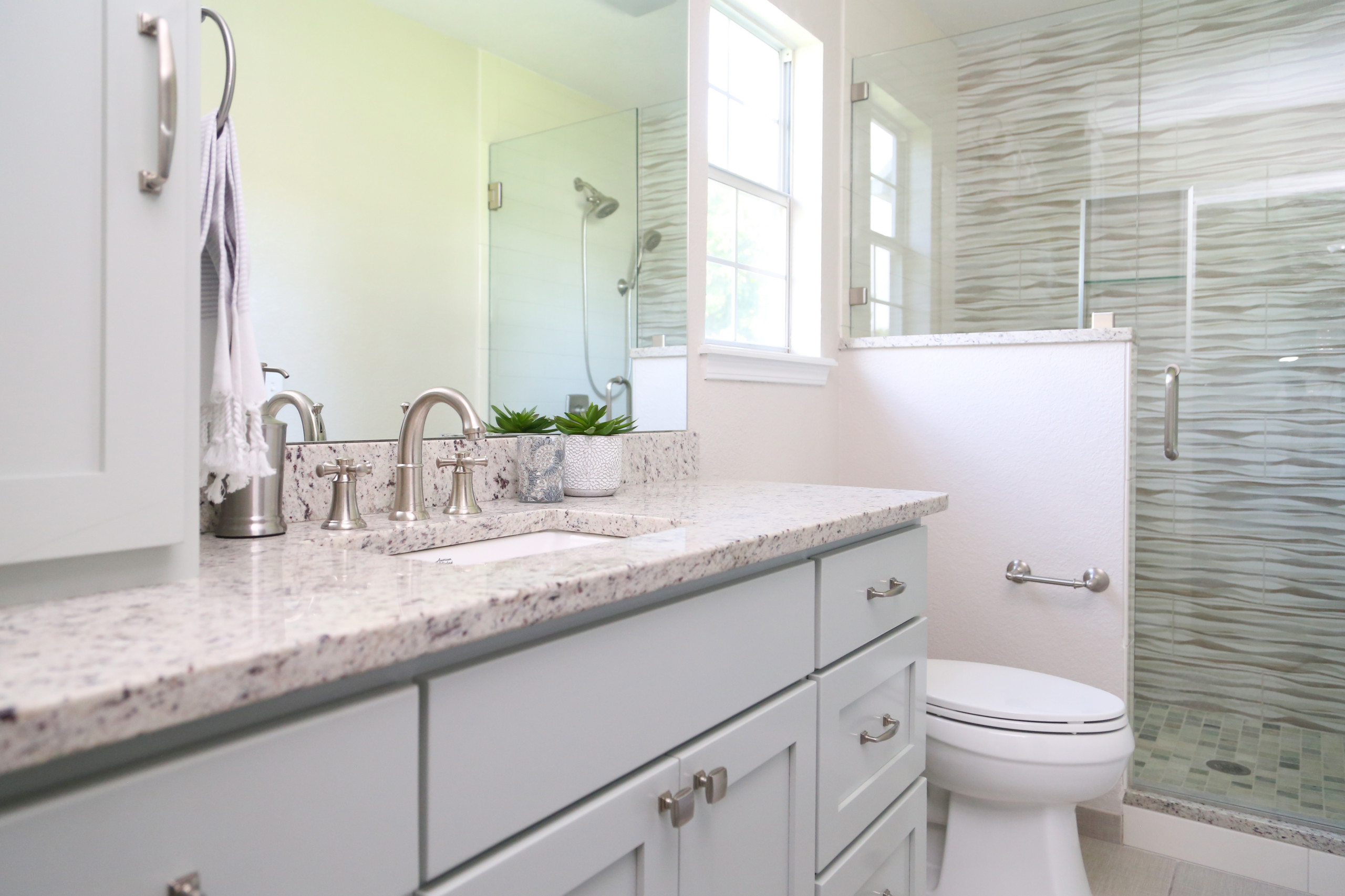 Updated Farm Style Kitchen and Baths