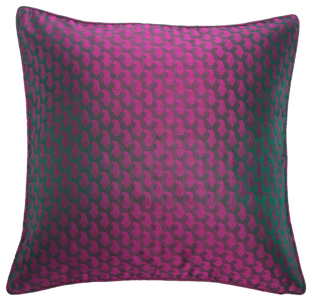 Rana Pillow - Modern - Decorative Pillows - by Tourmaline Home