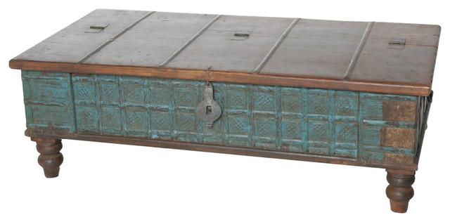 Bend Pitara Box Cocktail Table.