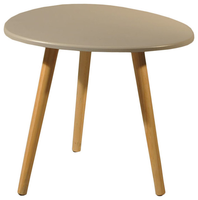 Small Scandinavian Side Table - Midcentury - Side Tables & End ...