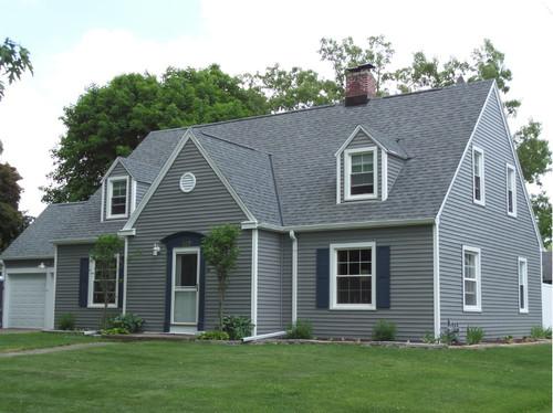 Farmhouse Siding Color