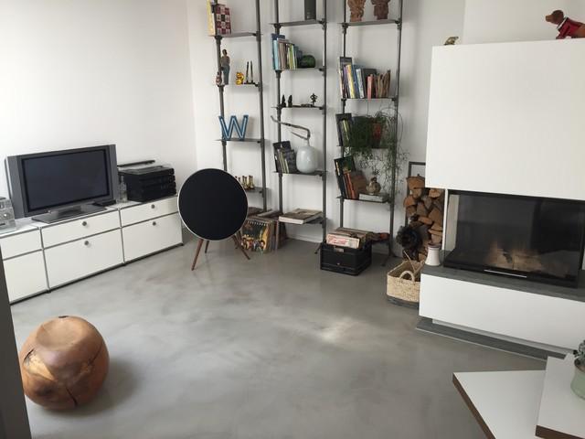 fugenloser boden pandomo. Black Bedroom Furniture Sets. Home Design Ideas