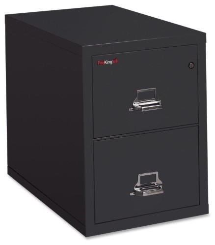 FireKing 2-1831-C Vertical File Cabinet - Contemporary - Filing Cabinets - by Alliance Supply