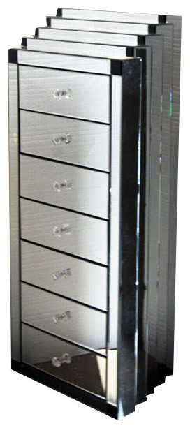 ... Cabinet - Contemporary - Storage Cabinets - by Art & Frame Direct Inc
