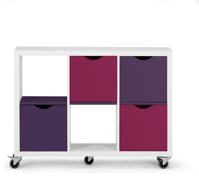 kubico corps d 39 tag re 6 cases contemporain tag re et vitrine par alin a mobilier d co. Black Bedroom Furniture Sets. Home Design Ideas