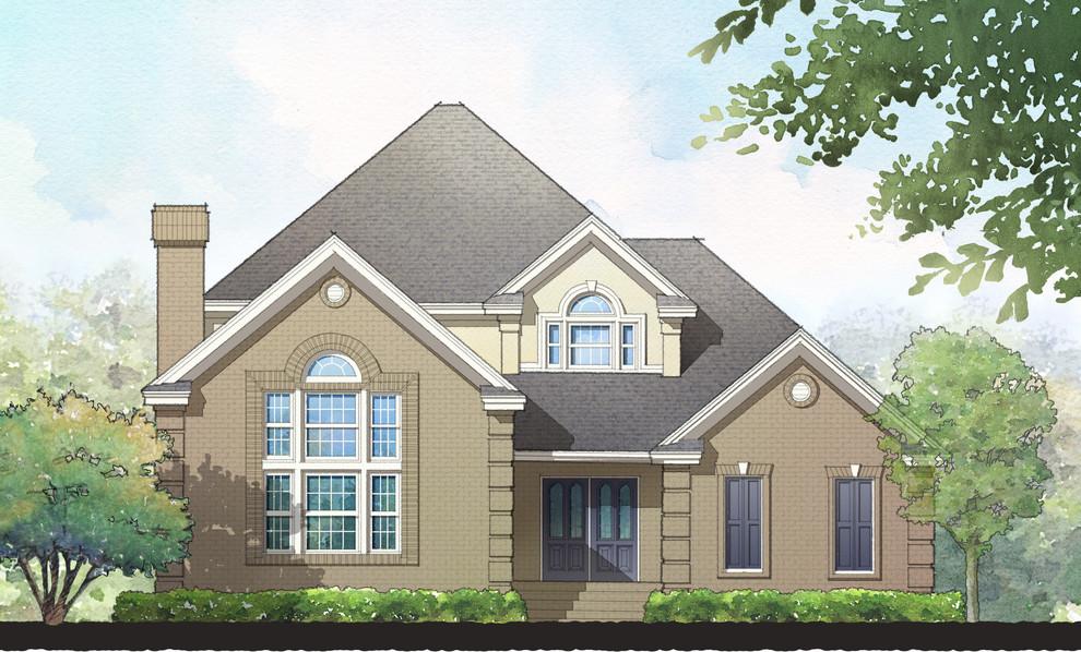 Custom Home, Nashville, TN.