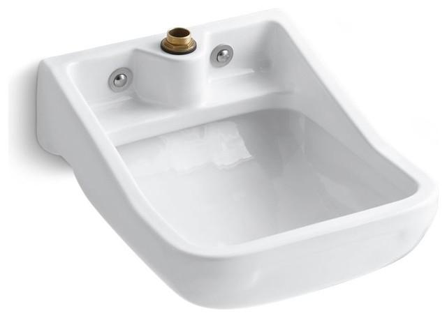 Kohler Camerton Service Sink White Contemporary